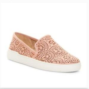 Via Spiga Gavra Perforated Slip-on sneaker